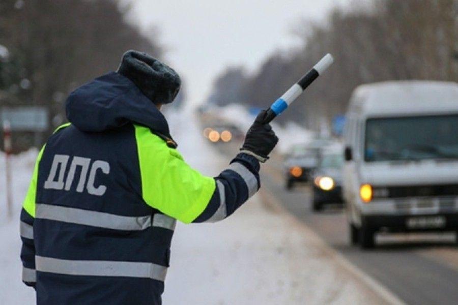Накузбасских трассах возрастет количество патрулей ГИБДД