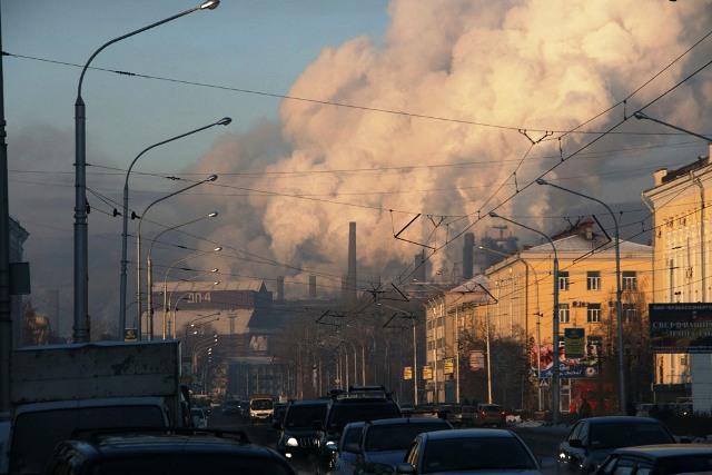 ВНовокузнецке объявлен режим «черного неба»